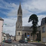 Caumont-l'Eventé, l'église Saint-Clair et Saint-Martin