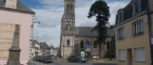 Caumont-l'Eventé, ville lettrine