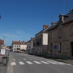 Chambois, centre ville rue du général Leclerc