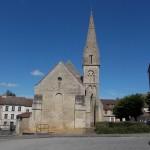Chambois, l'église Saint-Martin des XIIe et XVe siècles