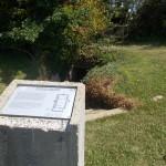 Colleville-Montgomery, site Hillman poste de garde nord