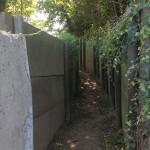 Colleville-Montgomery, site Hillman tranchée