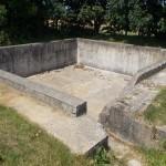 Colleville-Montgomery, site Hillman réservoir