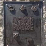 Hottot-les-Bagues, stèle 231st Infantry Brigade