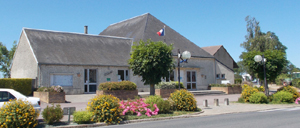 Hottot-les-Bagues, ville lettrine
