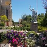 Saint-Manvieu-Norrey, Norrey le monument aux Morts
