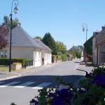 Saint-Manvieu-Norrey, Norrey rue du village