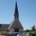Noyers-Bocage, l'église Notre-Dame