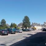 Noyers-Bocage, le centre ville