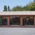 Ranville, Mémorial Pegasus, vestige de planeur Horsa