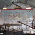 Ranville, Mémorial Pegasus, vestiges de planeur Horsa
