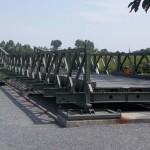 Ranville, Mémorial Pegasus, pont Bailey