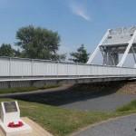 Ranville, Mémorial Pegasus, pont Pegasus original
