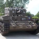 Ranville, Mémorial Pegasus, char Mark IV Centaur
