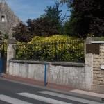Sallenelles, plaque Edouard Gerard