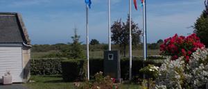 Sallenelles, monument lettrine