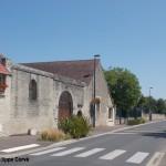 Saint-Aubin-d'Arquenay, la rue du général de Gaulle