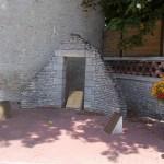 Saint-Aubin-d'Arquenay, monument 1st Special Service Brigade & 6th Airlanding Brigade