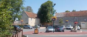 Saint-Aubin-d'Arquenay, ville lettrine