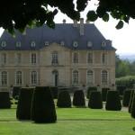 Vendeuvre, le château du XVIIIe siècle