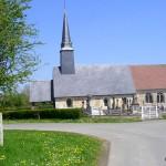 Cerqueux, l'église