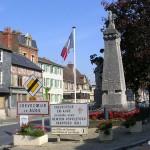 Crevecoeur-en-Auge, monument aux Morts 1914-1918