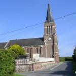 Le Mesnil-Simon, l'église