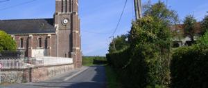 Le Mesnil-Simon, ville lettrine