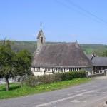 Les Moutiers-Hubert, l'église