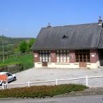 Les Moutiers-Hubert, la mairie