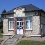Lessard-et-le-Chêne, la mairie