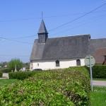 Cernay, l'église