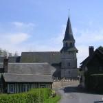 Clarbec, l'église Saint-André du XIIe siècle