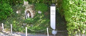 Clarbec, monument lettrine