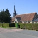 Norolles, l'église Saint-Denis du XVIe siècle