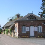 Norolles, l'ancienne mairie