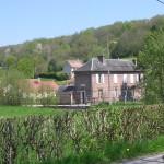 Saint-Martin-de-Bienfaite-la-Cressonnière, le centre du bourg