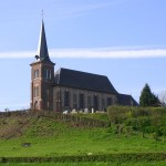 Saint-Martin-de-Mailloc, l'église Saint-Martin du XVe siècle