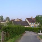 Beaumais, Cantepie l'entrée nord de la commune