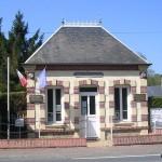 Danestal, la mairie