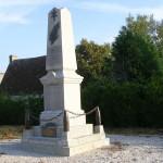 La Hoguette, le monument aux Morts 1914-1918