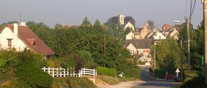 La Hoguette, ville lettrine