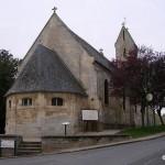 Ouilly-le-Tesson, l'église Saint-Aubin du XVIIe siècle