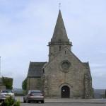 Les Pieux, l'église Notre-Dame