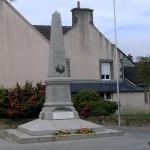 Les Pieux, monument aux Morts