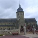Rauville-la-Place, l'église Saint-Laurent du XVIIe siècle