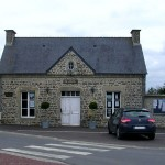 Rauville-la-Place, la mairie