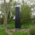 Rauville-la-Place, monument Lieutenant Beane