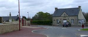 Rauville-la-Place, ville lettrine