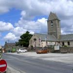 Brix, l'église Notre-Dame du XIIe siècle